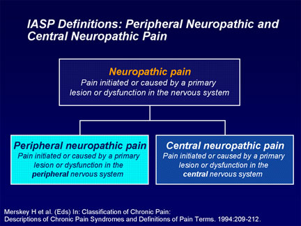 Neuropathic Pain Mechanism Forms of Neuropathic Pain